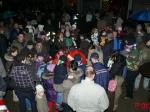 Wecken des Weihnachtsmannes 2009 022